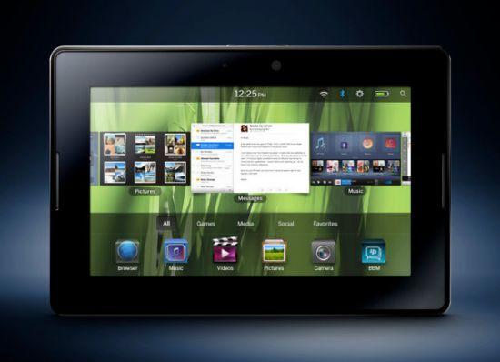 RIM黑莓PlayBook平板電腦