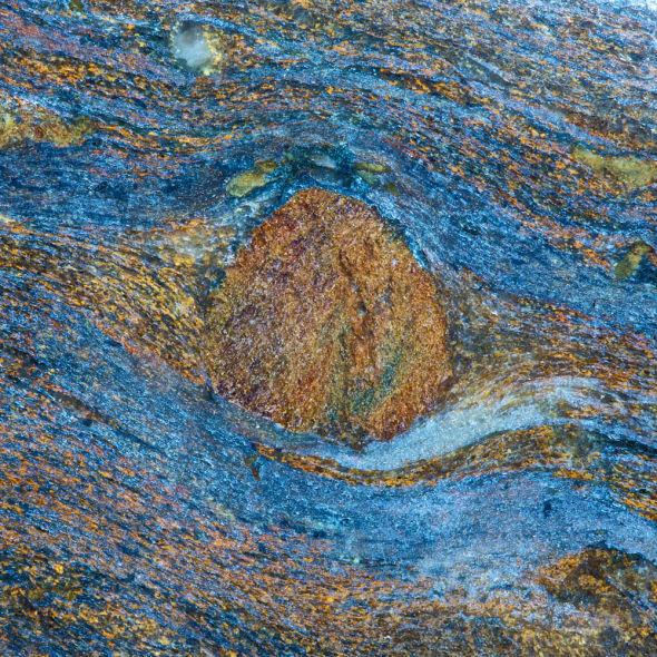石榴石片岩