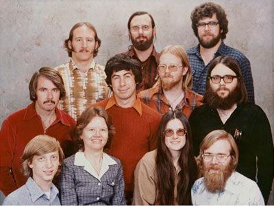 1978年的微软