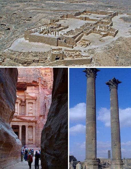 约旦纳巴泰 (Nabateans)文明