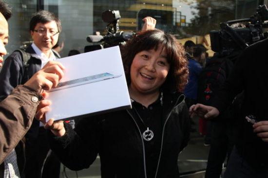 iPad 2國內開售 白色版更受歡迎