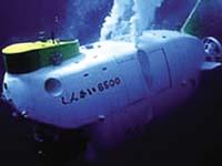 日本深海6500深潜器