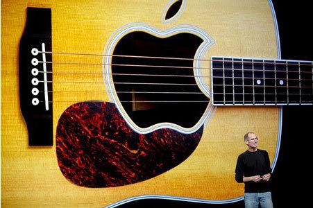 2010年9月1日,乔布斯在旧金山宣布对iPod Nano、iPod Shuffle、iPod Touch和iTunes升级。