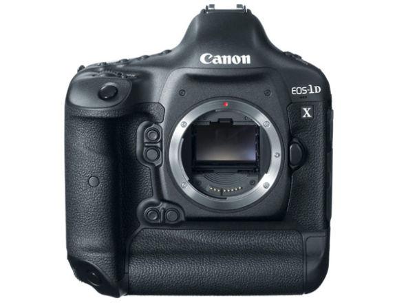 传说中的佳能全画幅单反相机eos 1dx上市图片