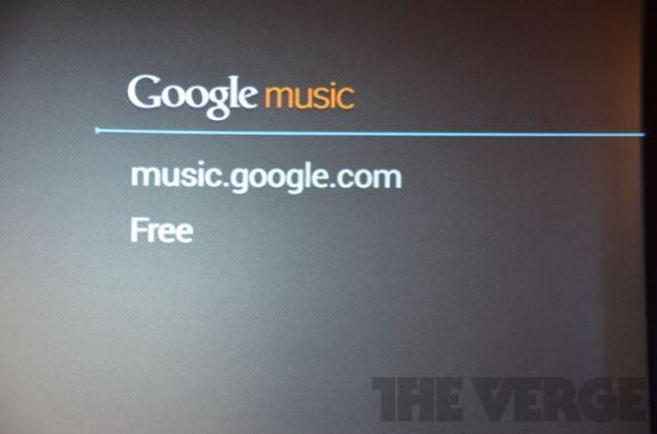 谷歌今天召开发布会,正式发布谷歌音乐(Google Music)服务