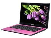 华硕 A43EI245SD-SL(4GB/500GB)粉色