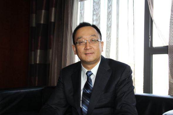 微软大中华区副总裁兼通信及运营商事业部总经理温涛