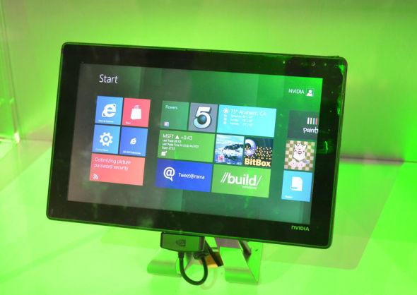 Windows 8支持ARM芯片,有望在移动市场中占据一席之地