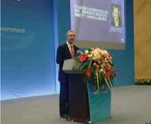 惠普(中国)总裁 史蒂夫吉尔