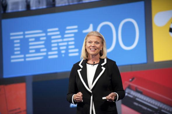IBM CEO罗睿兰