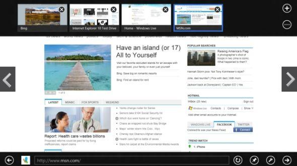 微软发布Windows 8发行预览版