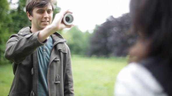 Iris眼控概念相机