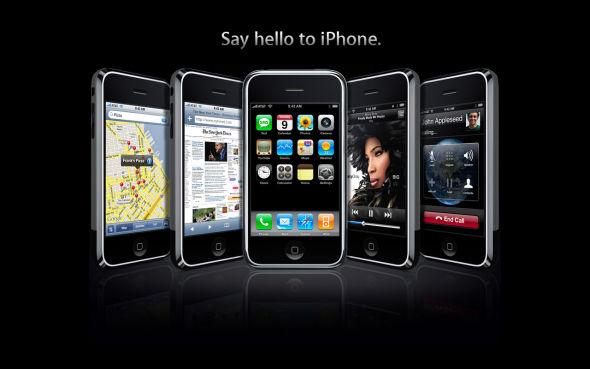 诞生5年后,iPhone已经不再像刚推出时那样令人震撼