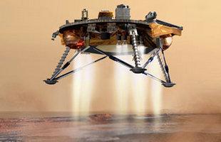 凤凰号火星着陆器(2007年)
