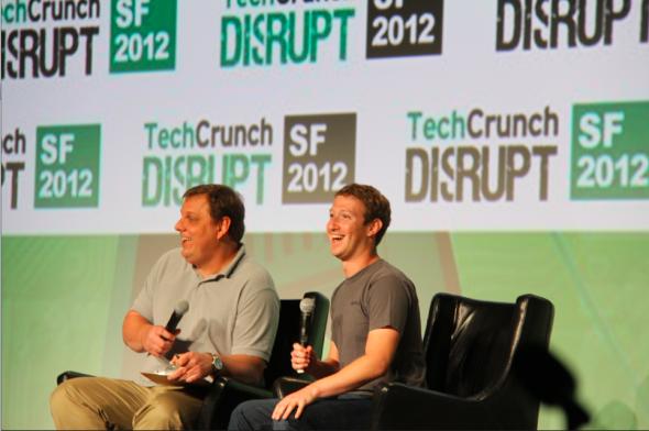 Facebook联合创始人、CEO马克・扎克伯格