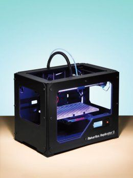 MakerBot Replicator 2打印机