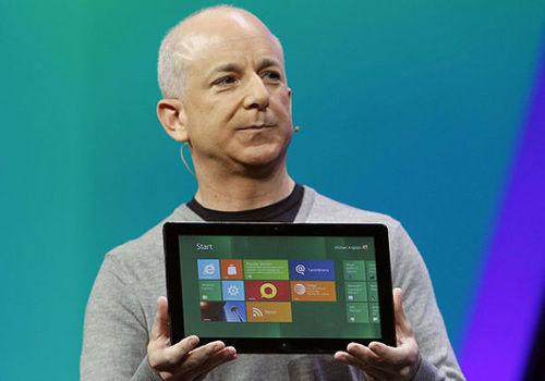 Windows和Windows Live部门总裁史蒂芬-辛诺夫斯基(Steven Sinofsky)