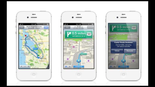 苹果地图在澳大利亚开启语音导航功能