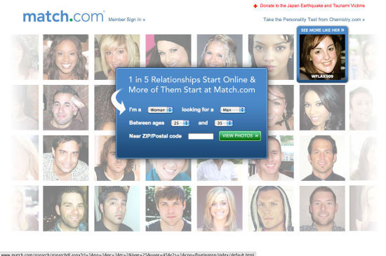 欧洲一共有5000家婚恋网站,其中约1500家发源于英国,并以每年2.11亿欧元的销售额位居欧洲之首。其中数家被列为国内婚恋网站的学习样本。