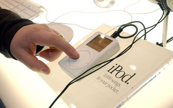 iPod等音乐播放器改变了人们听音乐的方式,如今却在智能手机的冲击下不断沉沦