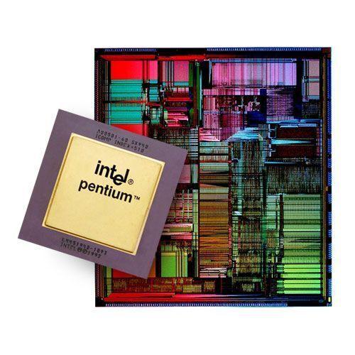 老男孩们都还记得英特尔奔腾100处理器吗?