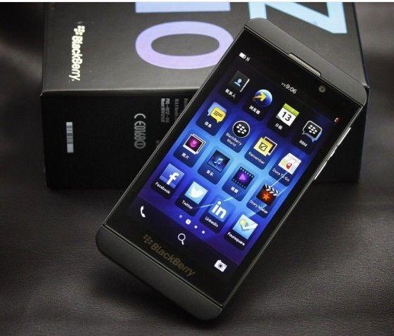 黑莓Z10智能手机