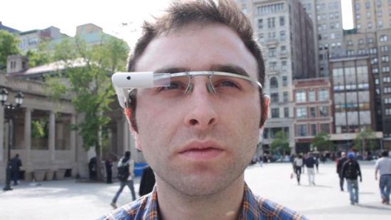 谷歌眼镜摄影师Grovo