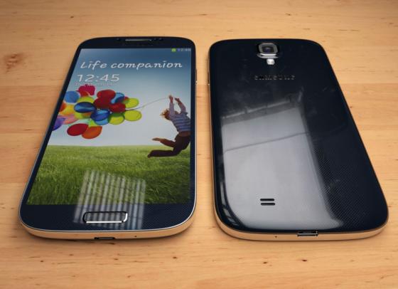 三星Galaxy S4手机