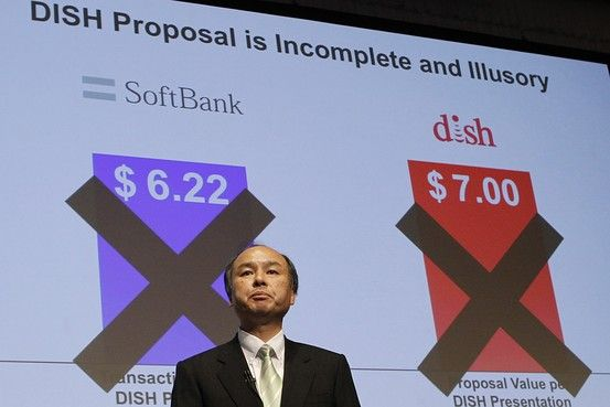 Softbank CEO Masayoshi Son rhetoric: We will become the world's largest companies