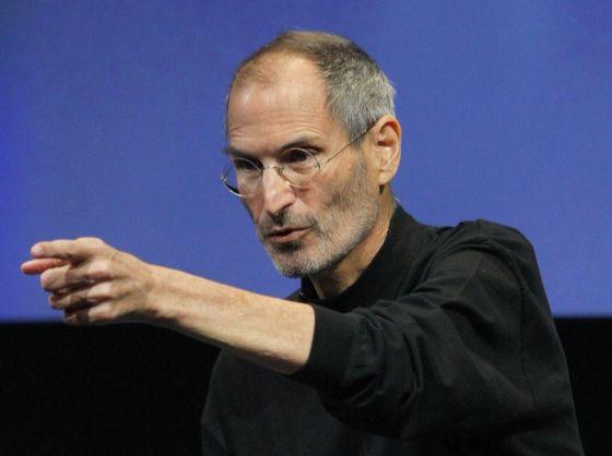 苹果公司已故创始人史蒂夫・乔布斯