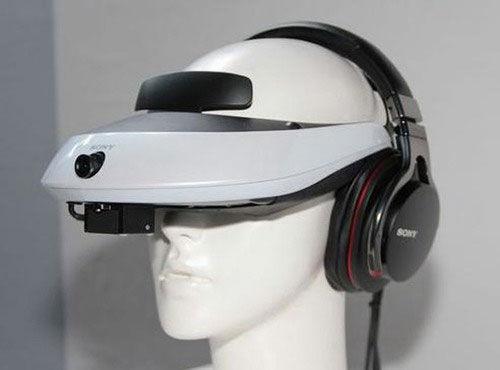 索尼推新款医用3D头戴显示器