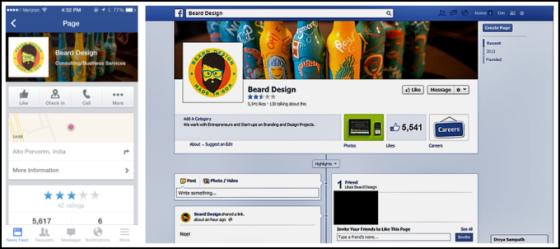 Facebook测试五星评分系统