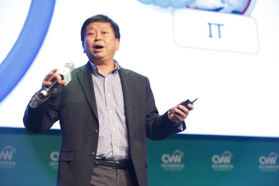 趋势科技联合创始人兼董事长张明正