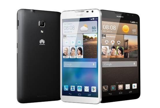 华为今年首款4G旗舰手机Ascend Mate2 4G