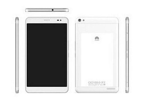 华为7英寸平板手机通过工信部认证