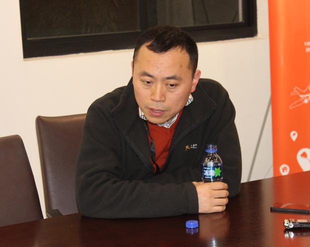 大众点评CEO张涛