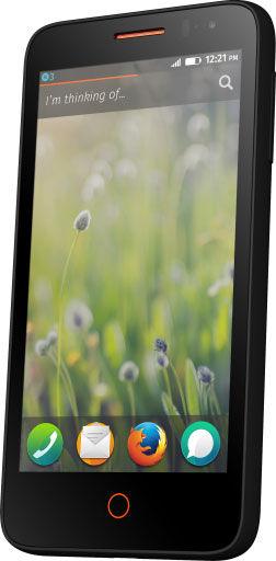 Mozilla宣布发布一款4.5英寸屏双核的参考手机