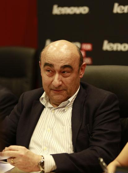 新任联想集团总裁Gianfranco Lanci(蒋凡可·兰奇)