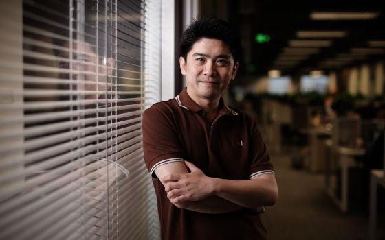 米的联合创始人、副总裁黄江吉