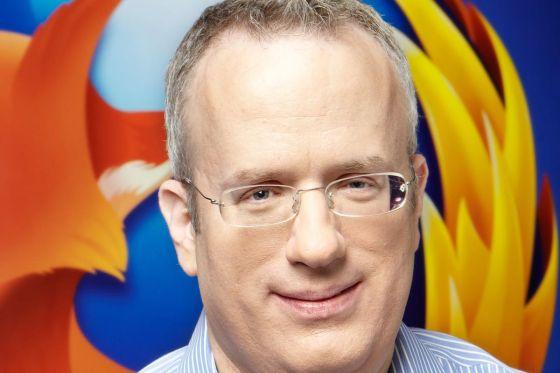 火狐CEO布伦丹·艾克