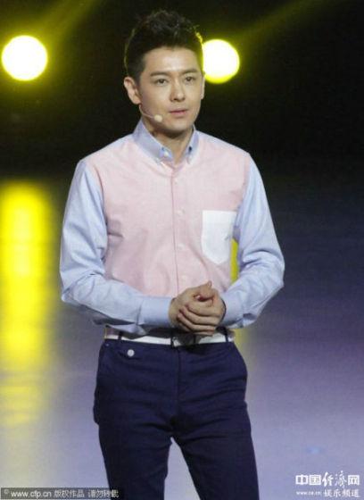 林志颖诉京东索赔65万 称衬衫节宣传擅用其照片