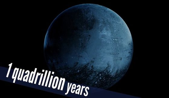 新浪科技讯 北京时间19日消息,据国外媒体报道,美国科学作家乔-汉森制作了一段名为宇宙的遥远未来的模拟视频,展示包括地球在内的宇宙万物如何走向毁灭。根据这段视频,宇宙将继续膨胀,最后什么也不会留下。10亿年后,我们生存的地球几乎变成一颗死星。110万亿年后,宇宙内的所有恒星将燃烧殆尽,走向死亡。   借助《宇宙的遥远未来》,汉森带领我们从不久的将来走向遥远的未来,向我们展示宇宙如何走向毁灭。视频中,他首先提出一个假设,当前地球上的绝大多数人将在大约100后去世。在10万年内,地球在银河系内的位置将发