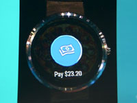 更新Android Wear智能手表系统:与手机联系更紧密