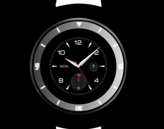 LG下周或推出圆形智能手表:效仿Moto 360