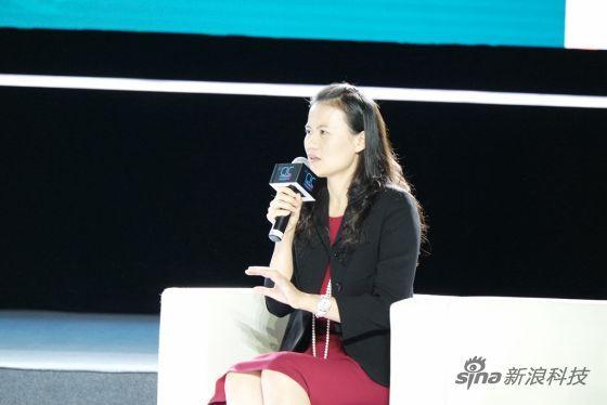 小微金融服务集团CEO彭蕾