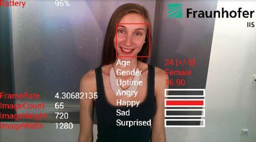 谷歌眼镜新APP可实时告诉你对方情绪