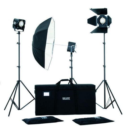 解开摄影棚神秘面纱 影棚人像布光 摄影棚 器材 灯具