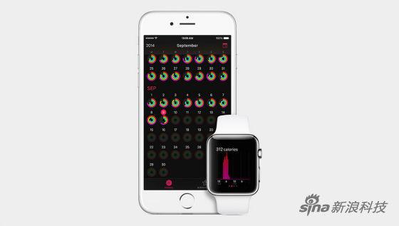 iPhone 6及苹果手表