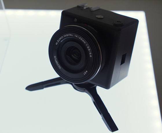 奥林巴斯M4/3无线镜头相机