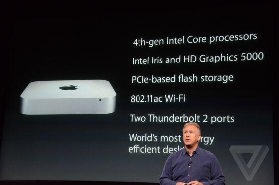 苹果更新Mac mini产品线